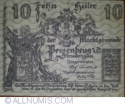 Image #2 of 10 Heller 1920 - Persenbeug