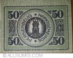 50 Heller 1920 - Persenbeug
