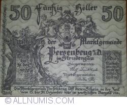 Image #2 of 50 Heller 1920 - Persenbeug