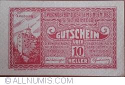 Imaginea #1 a 10 Heller 1920 - Hainfeld