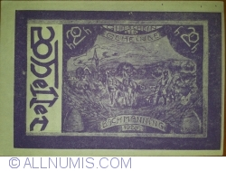 20 Heller 1920 - Bachmanning