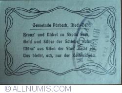 Image #2 of 20 Heller 1920 - Purbach (3. Auflage)