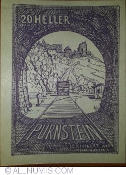 Imaginea #1 a 20 Heller 1920 - Pürnstein