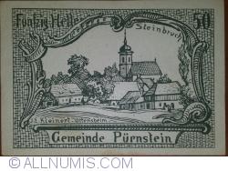 Imaginea #1 a 50 Heller 1920 - Pürnstein