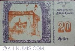 Imaginea #2 a 20 Heller 1920 - Haag am Hausruck