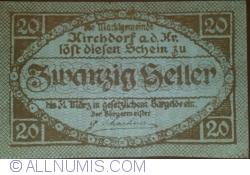 Imaginea #2 a 20 Heller ND - Kirchdorf an der Krems