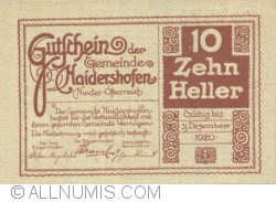Image #1 of 10 Heller ND - Haidershofen
