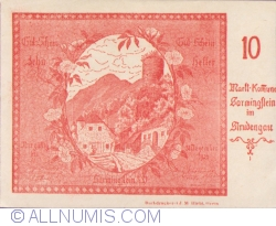 Image #1 of 10 Heller 1920 - Sarmingstein