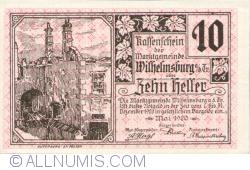 Image #1 of 10 Heller 1920 - Wilhelmsburg
