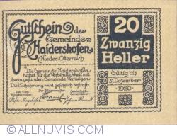 Image #1 of 20 Heller ND - Haidershofen