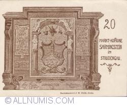 Image #1 of 20 Heller 1920 - Sarmingstein