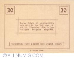 Imaginea #2 a 20 Heller ND - Ziersdorf