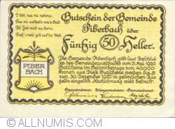 Image #2 of 50 Heller 1920 - Piberbach