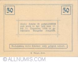 Imaginea #2 a 50 Heller ND - Ziersdorf