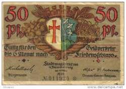 Image #1 of 50 Pfennig 1918 - Hammelburg