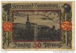 Image #2 of 50 Pfennig 1918 - Hammelburg