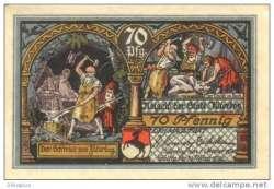 Imaginea #2 a 70 Pfennig 1922 - Jüterbog