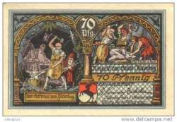 70 Pfennig 1922 - Jüterbog