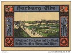 Image #1 of 50 Pfennig 1921 - Harburg