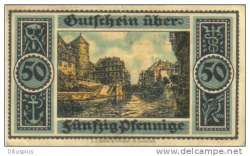Image #1 of 50 Pfennig 1921 - Hanover