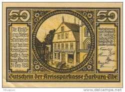 Image #2 of 50 Pfennig 1921 - Harburg