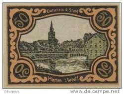 Image #2 of 50 Pfennig 1920 - Hamm