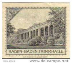 Image #2 of 10 Pfennig 1920 - Baden-Baden