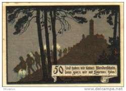 Image #2 of 50 Pfennig 1921 - Jena