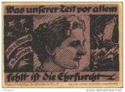Image #2 of 2 Mark 1922 - Hanover