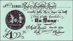Image #1 of 1 Pound 1974